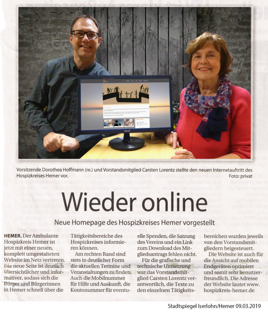 Artikel-Stadtspiegel-09.03.2019